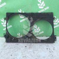 Диффузор вентилятора VW Golf 4 Bora 97-05