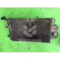 Радиатор кондиционера (конденсер) Seat Toledo 2  1999-2006