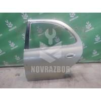Дверь задняя левая Hyundai Lantra 96-00