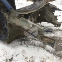 Лонжерон передний правый VW Caddy 3 04-15