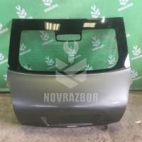 Дверь багажника со стеклом Chery QQ6 S21 07-10