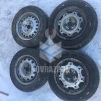 Диск колесный железо VW Passat  B3  88-93