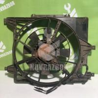 Вентилятор радиатора Renault Kangoo 1997-2003