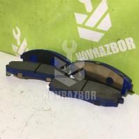 Колодки тормозные передние к-кт Hyundai Starex H1 97-07