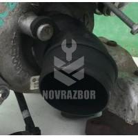 Патрубок интеркулера VW Passat B6 05-10