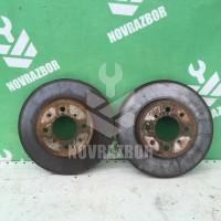 Диск тормозной передний вентилируемый Rover 4-series 95-00