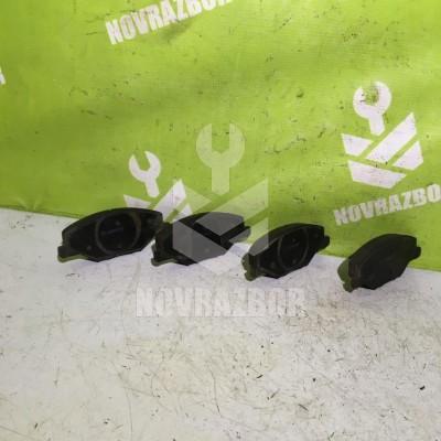 Колодки тормозные передние к-кт VW Polo Sed RUS 2011+