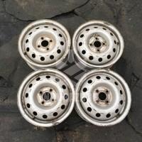 Диск колесный железо комплект Opel Corsa D 06-14