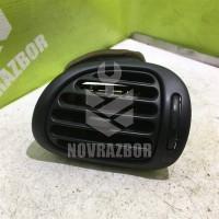 Дефлектор воздушный Peugeot 206 98-12