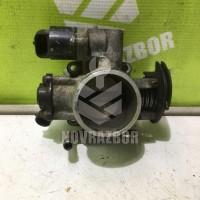 Заслонка дроссельная механическая Chevrolet Aveo T200 03-08