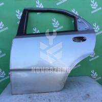 Дверь задняя левая Chevrolet Aveo T200 03-08