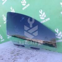 Стекло двери передней правой Mitsubishi Galant 9  DJ DM  2003-2012