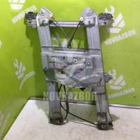 Стеклоподъемник электр. передний левый Mitsubishi Galant 9  DJ DM  2003-2012